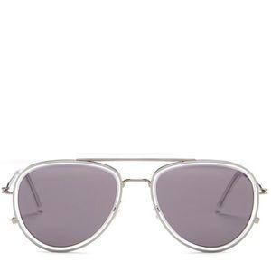 Tomas Maier 52mm Aviator Sunglasses